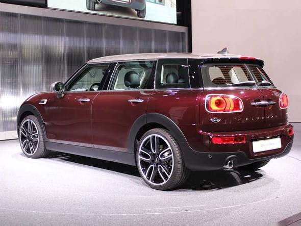 Photo mini mini clubman 2016