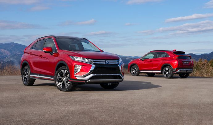 Mitsubishi Eclipse Cross : essais, fiabilité, avis, photos ...