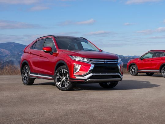 Photo MITSUBISHI ECLIPSE CROSS