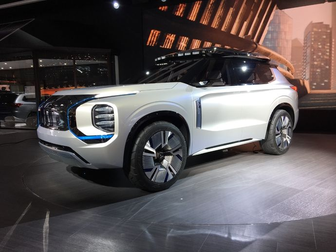 MitsubishiEngerberg Tourer Concept