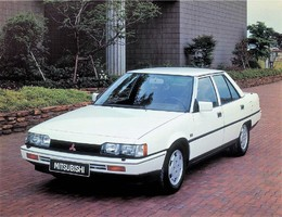 Mitsubishi Galant 5