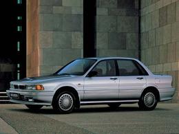 Mitsubishi Galant 6