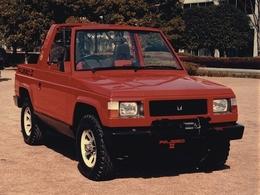 Mitsubishi Pajero Ii Concept