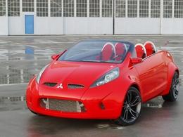 Mitsubishi Tarmac-spyder