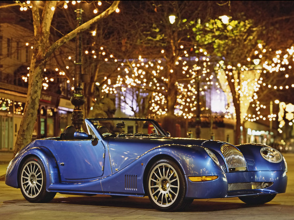 Photo MORGAN AERO 8