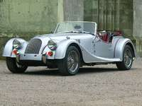 photo de Morgan Roadster V6