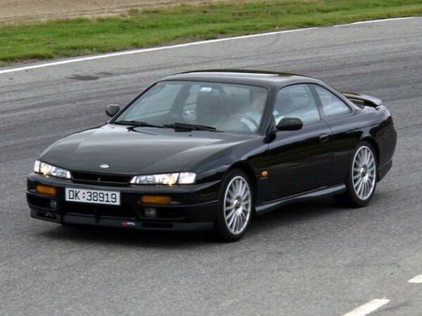 Photo NISSAN 200 SX
