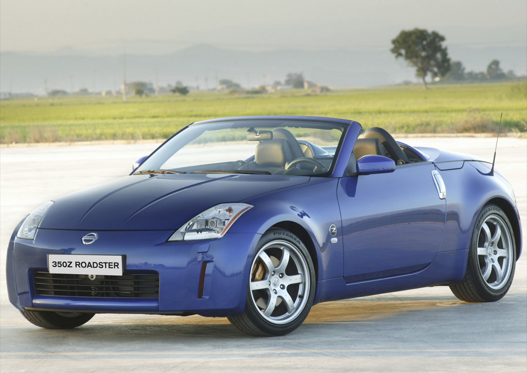nissan 350z roadster essais fiabilit avis photos prix. Black Bedroom Furniture Sets. Home Design Ideas