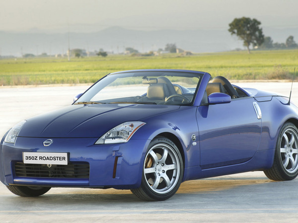 fiche technique nissan 350z roadster 3 5 v6 280 2006 la. Black Bedroom Furniture Sets. Home Design Ideas