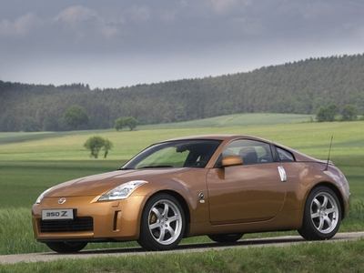 nissan 350z by nismo. Black Bedroom Furniture Sets. Home Design Ideas