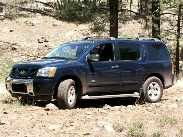 Photo NISSAN ARMADA