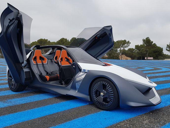NissanBlade Glider Concept