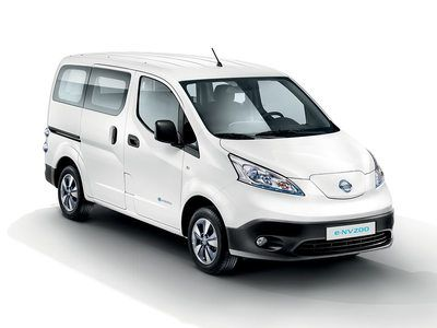 nissan e nv200 enfin plus d 39 autonomie. Black Bedroom Furniture Sets. Home Design Ideas