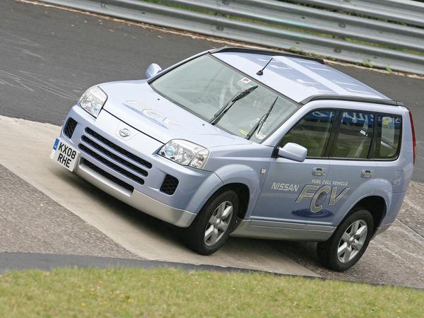 NissanFcv Concept
