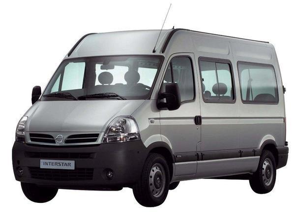 Nissan Interstar Combi