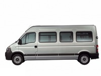 photo de Nissan Interstar Minibus