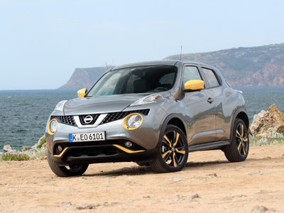 le nissan juke en s rie sp ciale blacktop. Black Bedroom Furniture Sets. Home Design Ideas