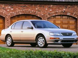 Nissan Maxima 4