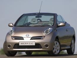 Nissan Micra 3 C+c