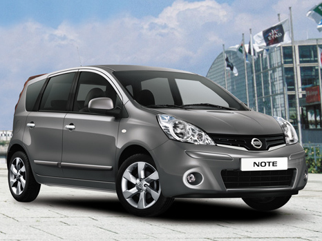 Photo nissan note 2009