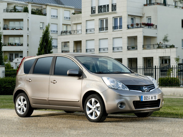 Photo nissan note 2010
