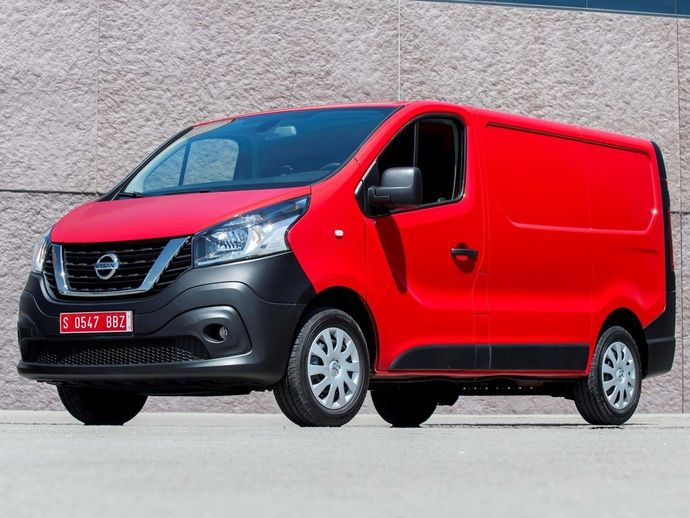 Photo nissan nv300 2020
