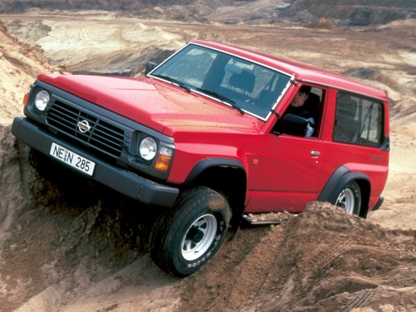 Photo nissan patrol 2003