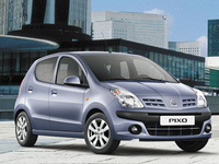 photo de Nissan Pixo Entreprise