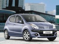 photo de Nissan Pixo Entreprise