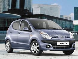 Nissan Pixo Entreprise