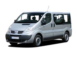 Nissan Primastar : tous les modèles et generations de ...