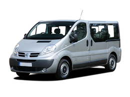 Nissan Primastar Minibus