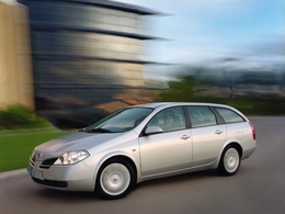 photo de Nissan Primera 3 Break
