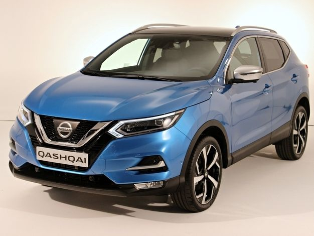 fiche technique nissan qashqai ii 1 6 dci 130 tekna 2014 la centrale. Black Bedroom Furniture Sets. Home Design Ideas