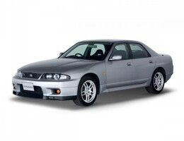 Nissan Skyline R33 Berline