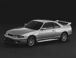 Nissan Skyline R33 Coupe