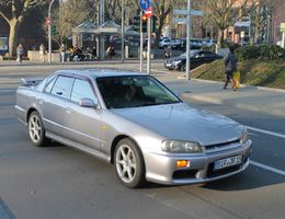 Nissan Skyline R34 Berline