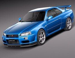Nissan Skyline R34 Coupe
