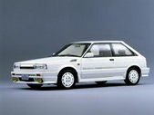 Photo nissan sunny 1993