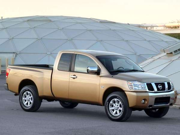 Photo NISSAN TITAN