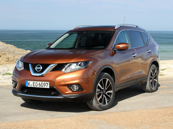 nissan x trail 3 essais fiabilit avis photos vid os. Black Bedroom Furniture Sets. Home Design Ideas