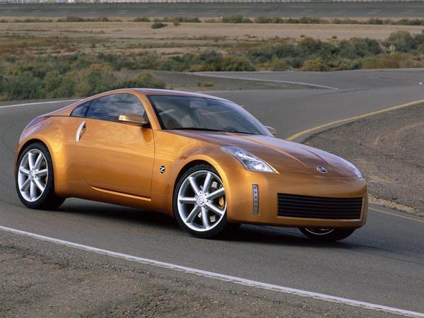 NissanZ Concept 2001