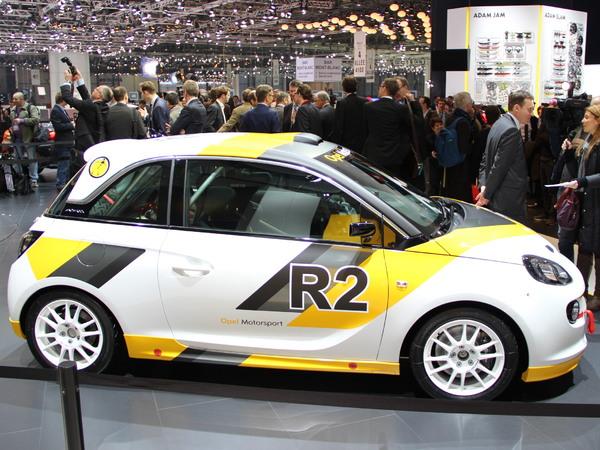 OpelAdam R2 Concept