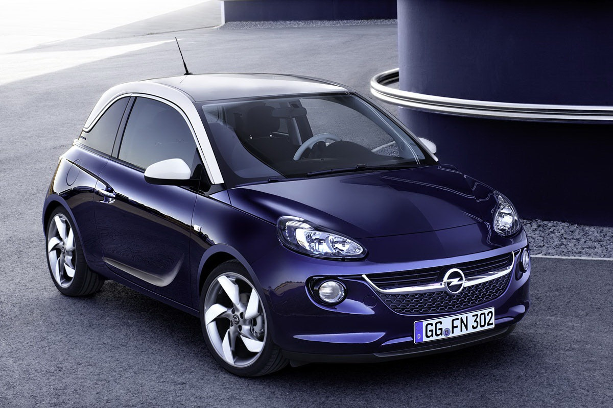 opel adam essais fiabilit avis photos prix. Black Bedroom Furniture Sets. Home Design Ideas