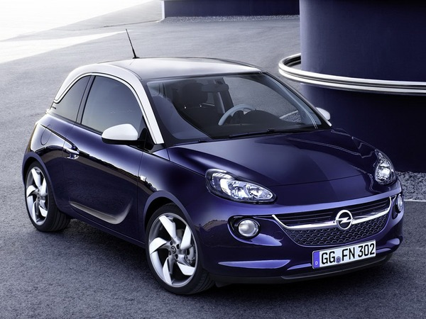 opel adam essais fiabilit avis photos vid os. Black Bedroom Furniture Sets. Home Design Ideas