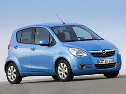 Opel Agila 2