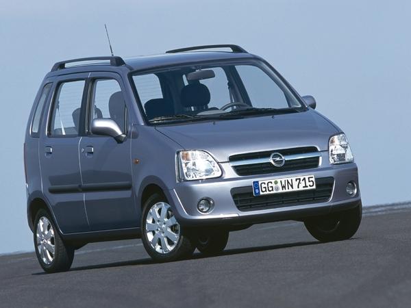 Annonces Opel Agila d' occasion mises en vente par des concessionnaires et