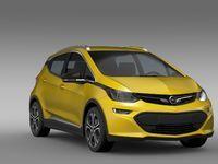 photo de Opel Ampera-e