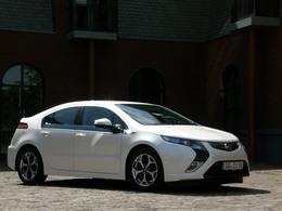 photo de Opel Ampera
