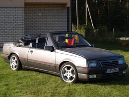 Opel Ascona Cabriolet